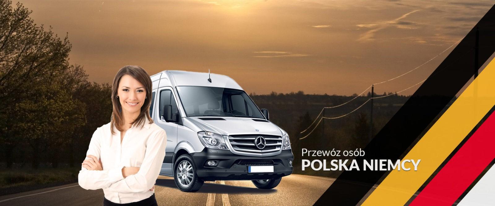 przewóz osób do Niemiec - busy do Niemiec